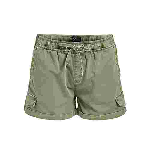 Khujo ENORA Shorts Damen khaki