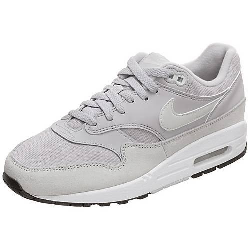 Nike Air Max 1 Sneaker Damen Sneaker Damen grau / altrosa im Online ...