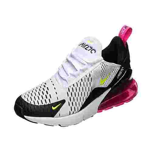 Nike Air Max 270 Sneaker Jungen weiß / neongelb im Online Shop von  SportScheck kaufen
