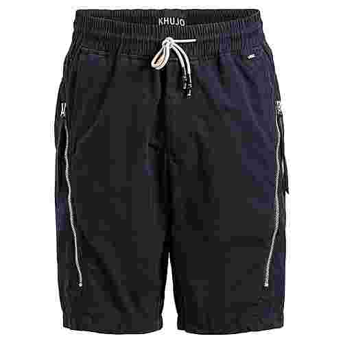 Khujo ZENTO Shorts Herren navy