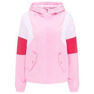MYMO Winterjacke Damen rosa c.block