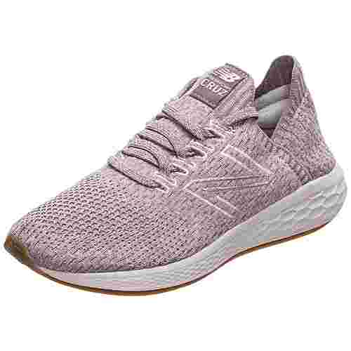 NEW BALANCE Fresh Foam Cruz v2 Sock Laufschuhe Damen violett