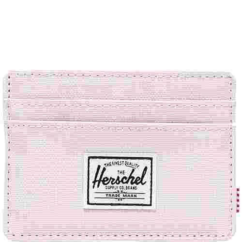 Herschel Charlie Geldbeutel rosa