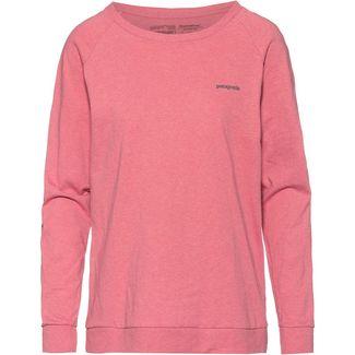 Patagonia Langarmshirt Damen sticker pink