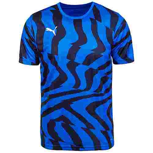 PUMA CUP Core Fußballtrikot Herren blau / weiß
