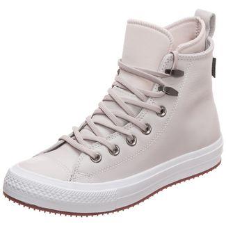 e84ea2e0049ab CONVERSE Chuck Taylor All Star Waterproof High Sneaker Damen hellgrau   weiß