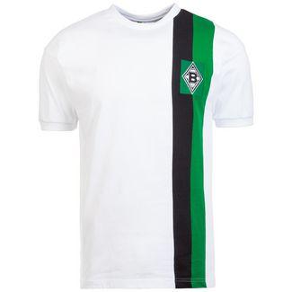 Scoredraw Borussia Mönchengladbach 1972 Fußballtrikot Herren weiß