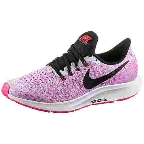 Nike Air Zoom Pegasus 35 Laufschuhe Damen half blue-black-hyper pink-white