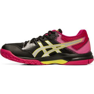 ASICS GEL-ROCKET 9 Multifunktionsschuhe Damen black-silver