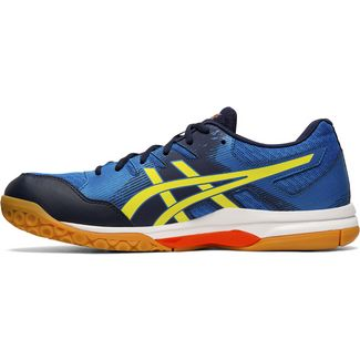 ASICS GEL-ROCKET 9 Hallenschuhe Herren electric blue-sour yuzu