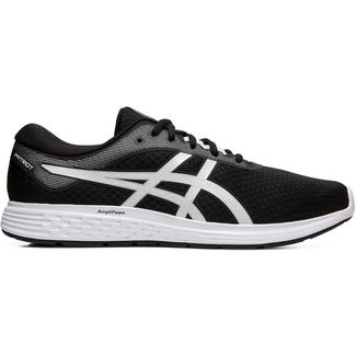 ASICS PATRIOT 11 Laufschuhe Herren black-white