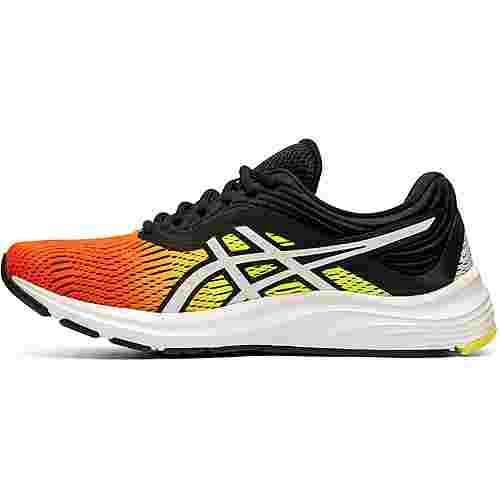 ASICS GEL-PULSE 11 Laufschuhe Herren shocking orange-black