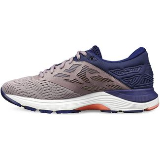 ASICS GEL-FLUX 5 Laufschuhe Damen violet blush-dive blue