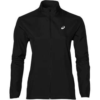 ASICS Silver Laufjacke Damen performance black