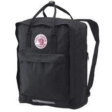 FJÄLLRÄVEN Kånken Daypack schwarz