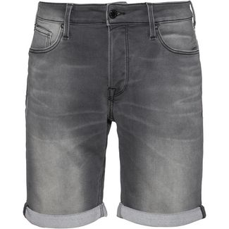 CORE by JACK & JONES Rick Jeansshorts Herren grey denim