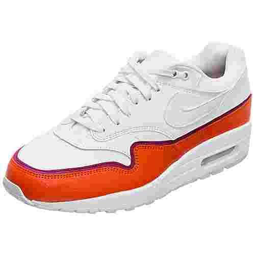 Nike Air Max 1 SE Sneaker Damen weiß / orange