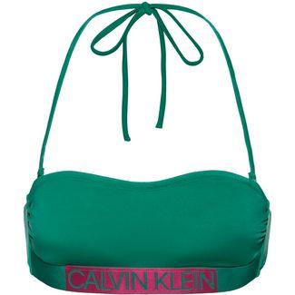 Calvin Klein CORE ICON Bikini Oberteil Damen golf green