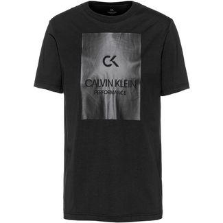 Calvin Klein T-Shirt Herren ck black-ck black