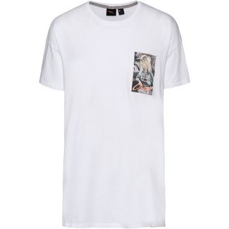 O'NEILL Flower T-Shirt Herren super white