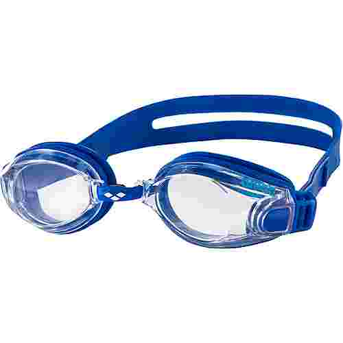 Arena Zoom X-Fit Schwimmbrille blue-clear-blue