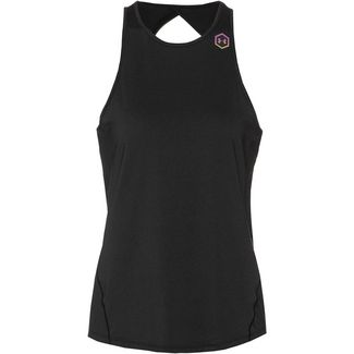Under Armour Rush Funktionstank Damen black