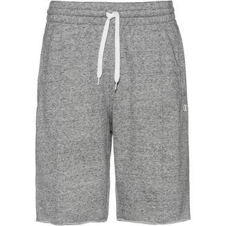 CHAMPION Shorts Herren light grey melange yarn dyed
