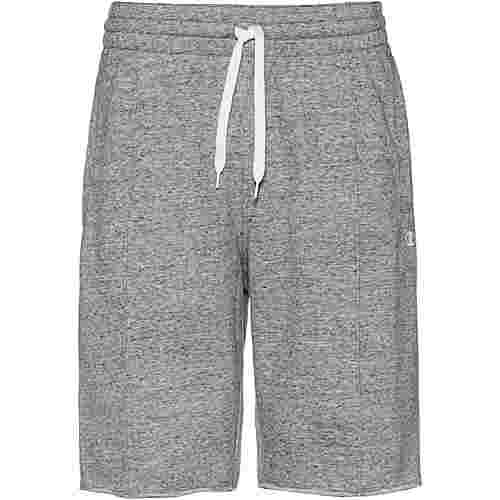 CHAMPION Shorts Herren light grey melange yarn dyed