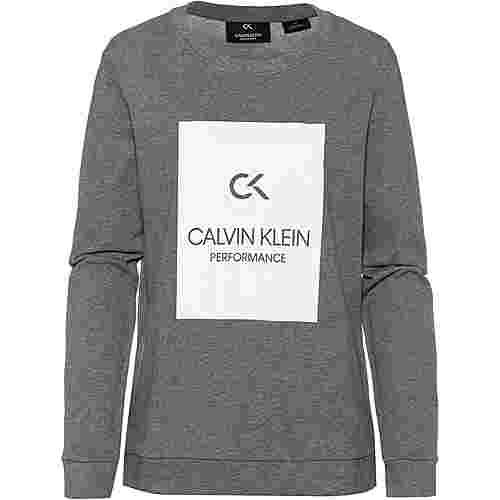 Calvin Klein BILLBOARD Sweatshirt Damen medium grey heather