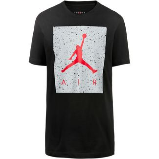 16e4f2e848f7 Nike Jumpman Poolside Basketball Shirt Herren black-light smoke grey-gym red