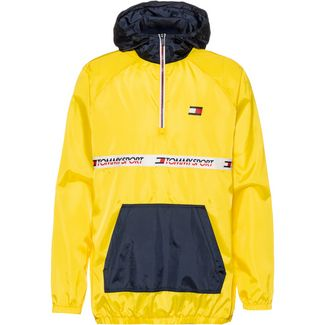 Tommy Sport Windbreaker Herren blazing yellow