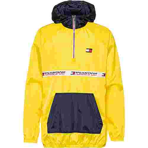 Tommy Sport Windbreaker Herren blazing yellow