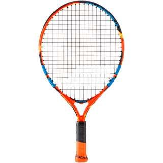 Babolat BALLFIGHTER 19 Tennisschläger Kinder orange bleu noir jaune