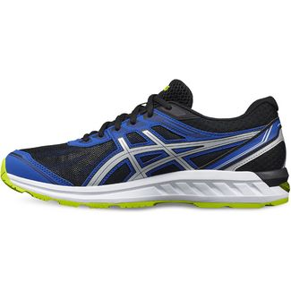 ASICS Gel-Sileo Laufschuhe Herren asics-blue.safety yellow