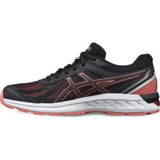 ASICS Gel-Sileo Laufschuhe Damen black-papaya