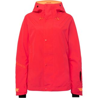 O'NEILL Miss Shred GORE-TEX® Skijacke Damen neon flame