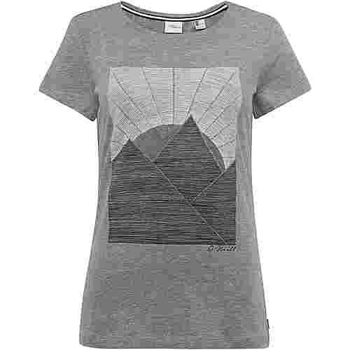 O'NEILL Aria T-Shirt Damen silver melee