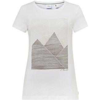 O'NEILL Aria T-Shirt Damen powder white