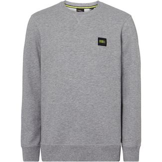 O'NEILL The Essential Sweatshirt Herren silver melee