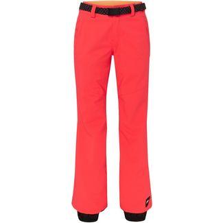 O'NEILL Star Pants Skihose Damen neon flame