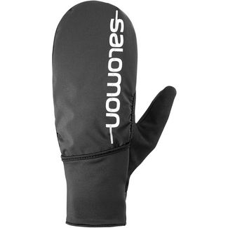 Salomon FAST WING WINTER Outdoorhandschuhe black