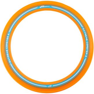 Sunflex EXTREME COASTER X Frisbee orange/blau