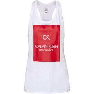 Calvin Klein BILLBOARD Tanktop Damen bright white