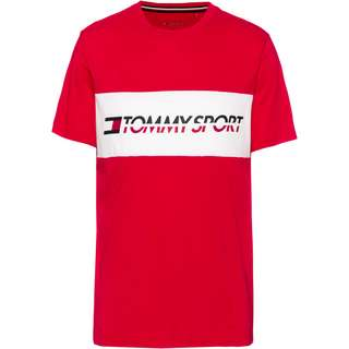 Tommy Hilfiger T-Shirt Herren true red
