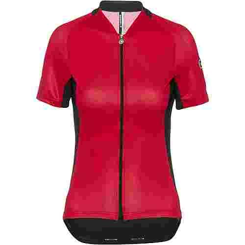 assos UMA GT SHORT SLEEVE JERSEY Fahrradtrikot Damen national red