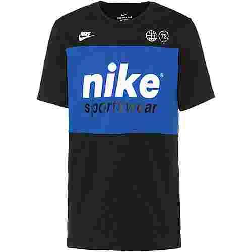 Nike NSW SZNL STMT 4 T-Shirt Herren obsidian