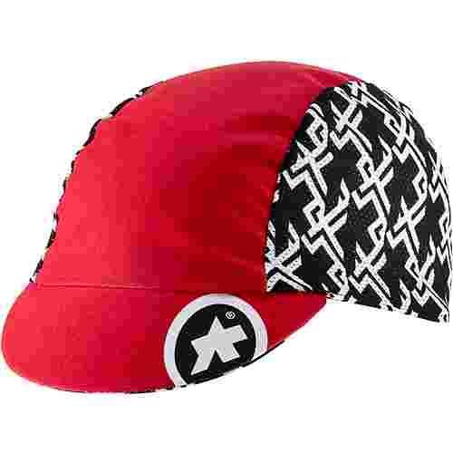 assos GT CAP Cap national red