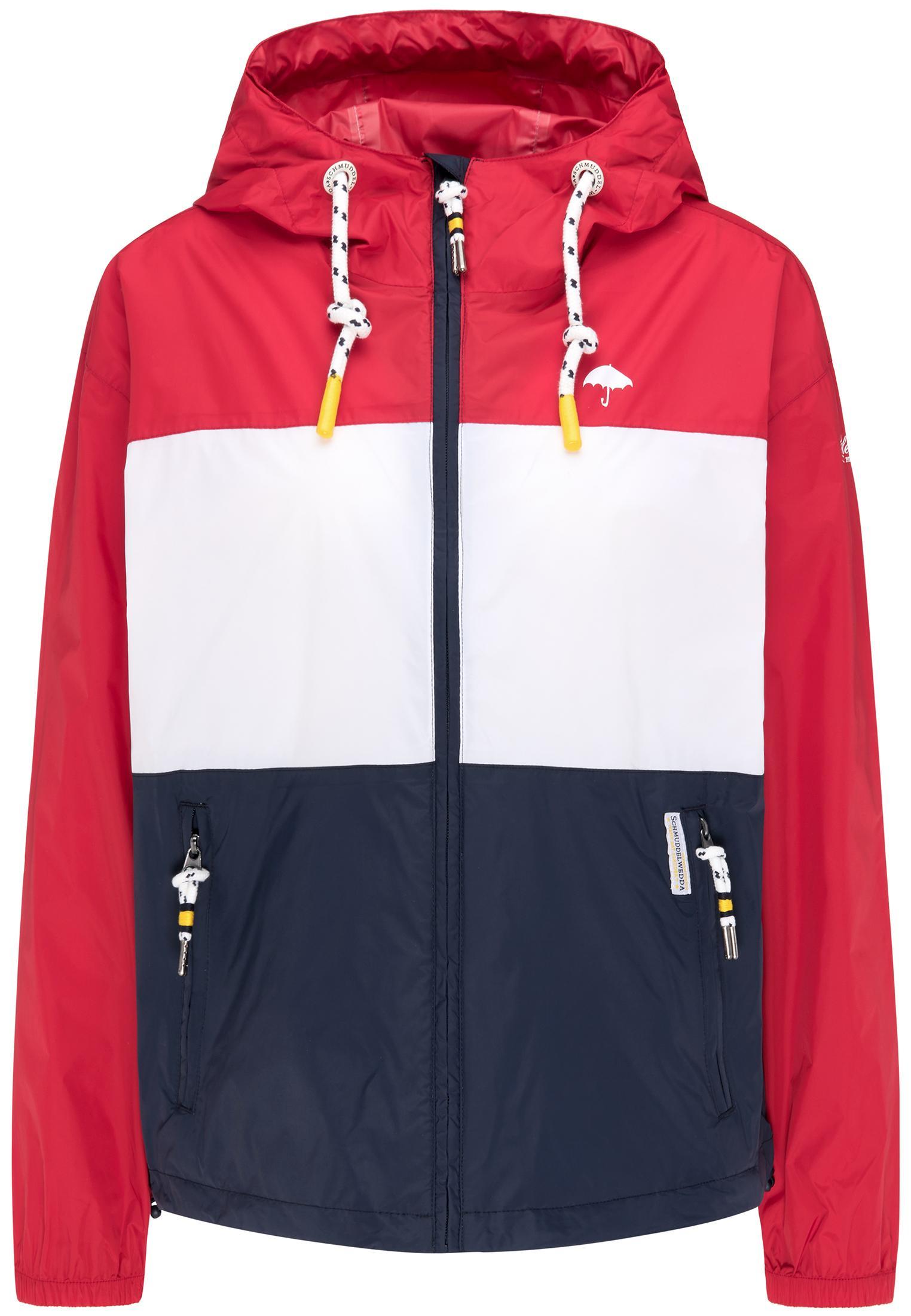 schmuddelwedda kurzjacke damen rot c block im online shop von sportscheck kaufen  bekleidung damen jacken c 1_7 #12