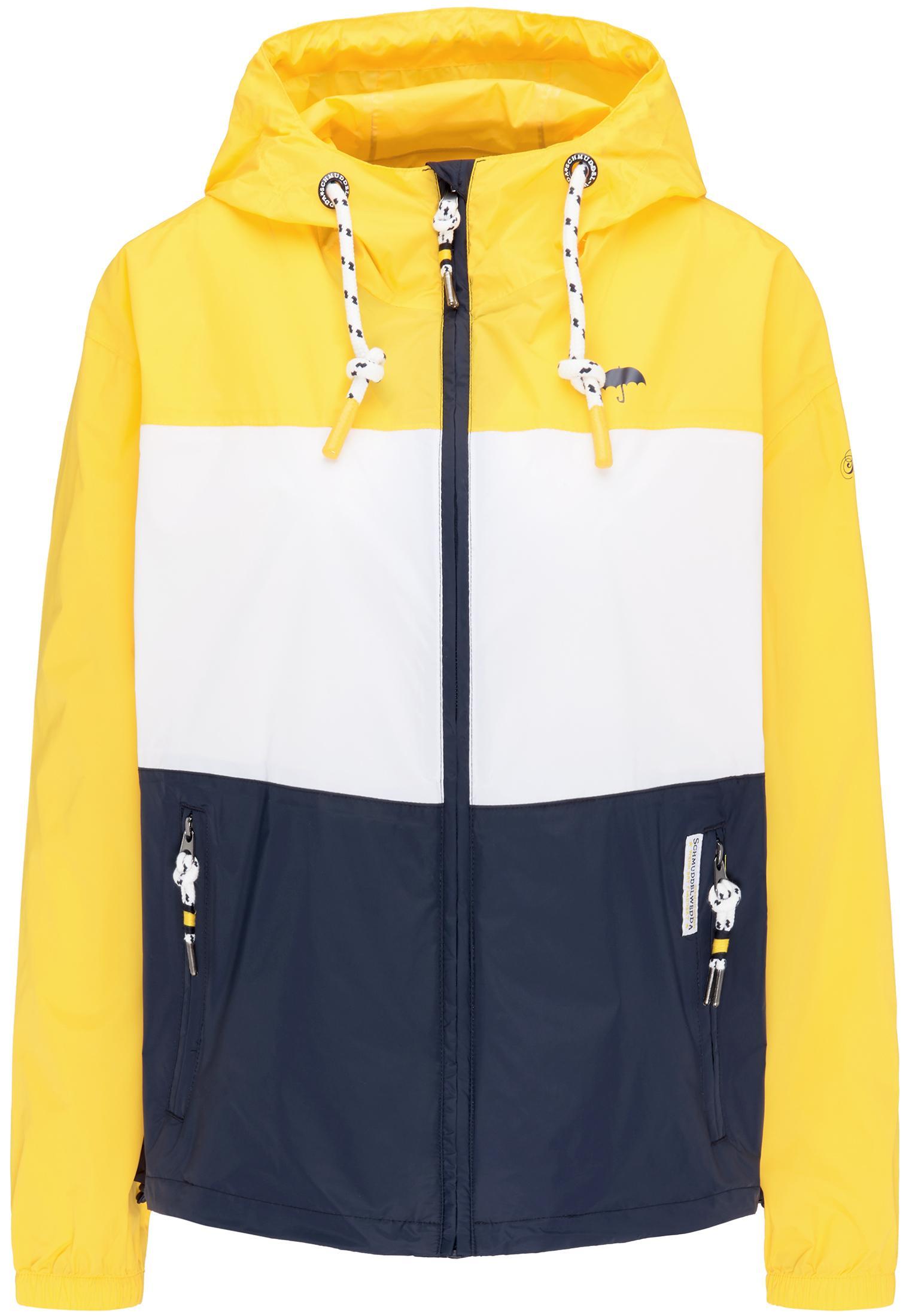 schmuddelwedda kurzjacke damen gelb c block im online shop von sportscheck kaufen  bekleidung damen jacken c 1_7 #4
