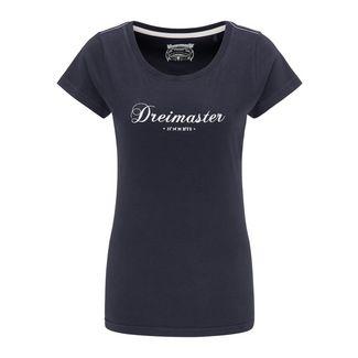 DreiMaster T-Shirt Damen marine